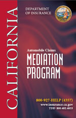 California Auto Claims Mediation