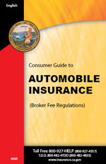 California Auto Insurance Broker Fees