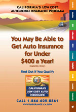 California Low Cost Insurance Program